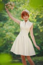 Свадебное платье Светланы. Фото 1