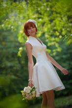 Свадебное платье Светланы. Фото 2
