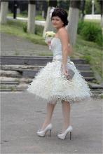 Свадебное платье Алены. Фото 1