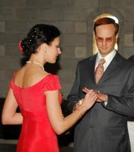 Свадебное платье Жанны. Фото 1