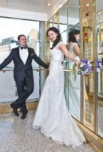 Свадебное платье Екатерины. Фото 2