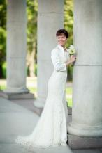 Свадебное платье Анны. Фото 2