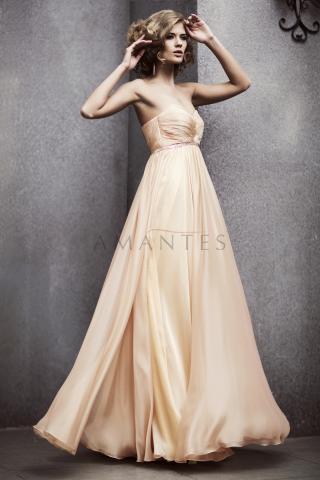 вечернее платье в греческом стиле